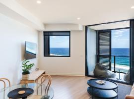 The Edge - Luxurious Waterfront Apartment, apartment in Newcastle