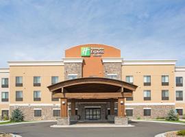 Holiday Inn Express Hotel & Suites Glendive, hotel v destinaci Glendive