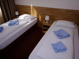 Aviator Garni Hotel Bratislava, hotel poblíž Mezinárodní letiště M. R. Štefánika – Bratislava - BTS,