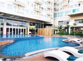 Channel Stay @ Bogor Icon Apartment, apartment in Bogor