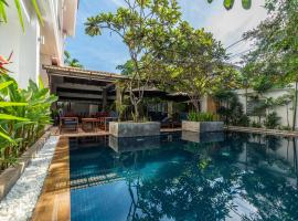 Landing Zone Boutique Hotel, hotel in Siem Reap