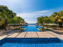 Crimson Resort & Spa - Mactan Island, Cebu, hotell Mactanis