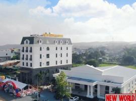 Khách sạn New World, hotel in Quảng Ngãi