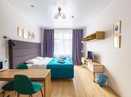 Elagin Park Apartments, hotel in Saint Petersburg