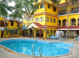 Light House Beach Resort, отель в Коваламе