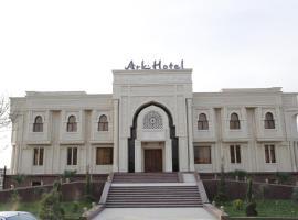 Ark Hotel, hotel in Bukhara