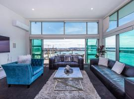 Princes Wharf - Spectacular Harbour View Penthouse, apartment in Auckland