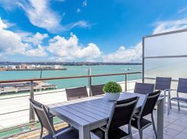 Princes Wharf - Luxury Waterfront Penthouse, apartment in Auckland