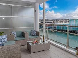 Princes Wharf - Downtown Waterfront - great views, apartment in Auckland