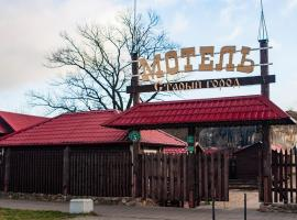 Staryi Gorod, motel in Brest