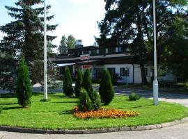 Lomakeskus Kuntoranta, hotelli Varkaudessa