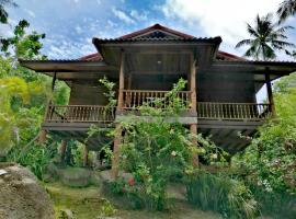 Chanin Villa, hotell sihtkohas Thong Nai Pan Yai