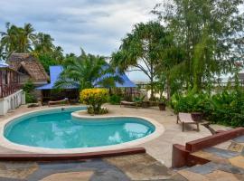 Hotel Elegante Zanzibar, отель в Занзибаре