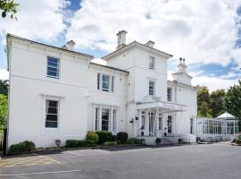 Devonshire Hotel, hótel í Torquay