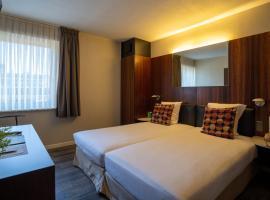 Gosset Hotel, hotel in Groot-Bijgaarden