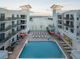 Residence Inn by Marriott Clearwater Beach, hotel in Clearwater Beach