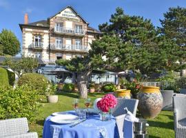 Hotel Bellevue, hotel near Deauville - Normandie Airport - DOL,