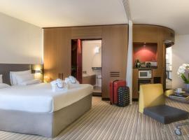 Novotel Suites Cannes Centre, boutique hotel in Cannes