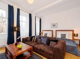 Old Town Square Premium Apartments, apartmen di Prague