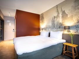 Landgoed Marquette Heemskerk, hotel in Heemskerk