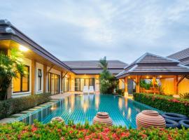 Empylean Modern Thai villa, villa in Rawai Beach