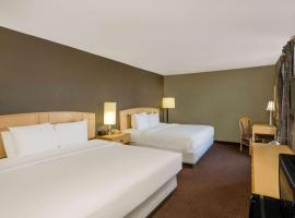 Travelodge by Wyndham Memphis Airport/Graceland – hotel w mieście Memphis