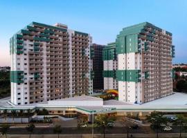Olimpia Park Resort, hotel em Olímpia