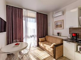 Апартаменты Суворов, hotel in Gelendzhik