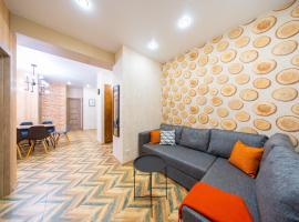 More Apartments na Estonskoy 37 (9), apartment in Estosadok
