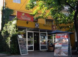 Hostal Sol del Norte, hotel in Salta