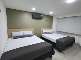 Hotel Suramericana, hotel en Medellín