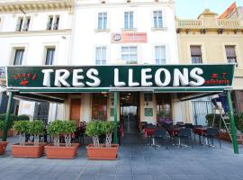 Hotel Tres Leones, hotel en Vilassar de Mar