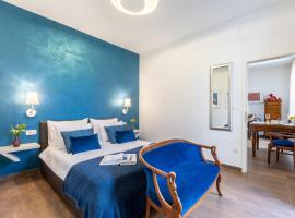 Deluxe Apartments Muse, budget hotel in Split
