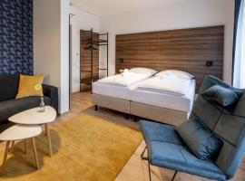 Hotel Zu Freunden, отель в городе Хамм