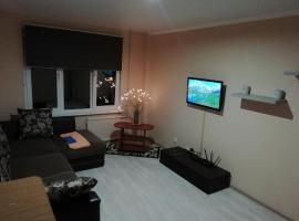 Apartment in the Nevsky district, hotel in Saint Petersburg