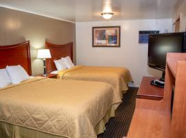 Oregon Motel 8 and RV Park, hotel in Klamath Falls