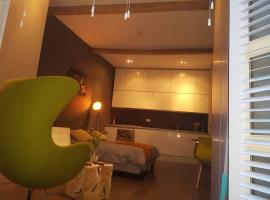 Tremendous tiny studio, 5 min from center, accessible hotel in Utrecht