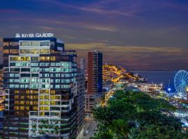 River Garden Hotel + Suites, hotel en Guayaquil