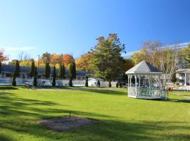 Colonial Resort & Spa, hotel em Gananoque