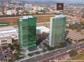 AP JUNTO AO SHOPPING BARRA SUL, apartment in Porto Alegre