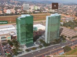 AP JUNTO AO SHOPPING BARRA SUL, hotel near Beira Rio Stadium, Porto Alegre