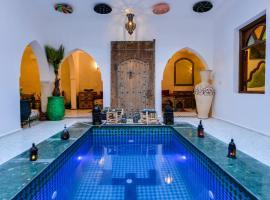 Casa De Marrakech Riad Guest House, hôtel à Marrakech