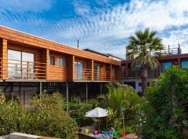 Hostel Moreno, vacation rental in Pichilemu