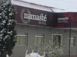 Namaste Hotel, hotel in Pico Truncado