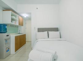 Modern Studio Apartment @ Springlake Summarecon By Travelio