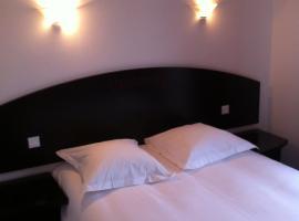 Fasthotel L'Eldorado, hotel in Sébazac-Concourès