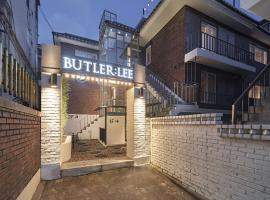 BUTLER:LEE PAULBAEK、ソウルのアパートメント