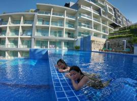 Sugar Palm Grand Hillside, отель в городе Ката-Бич