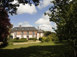 Chateau La Feuillaie, B&B in Wailly-Beaucamp
