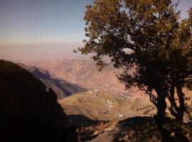 Wadi Dana Eco-camp, hotel in Dana